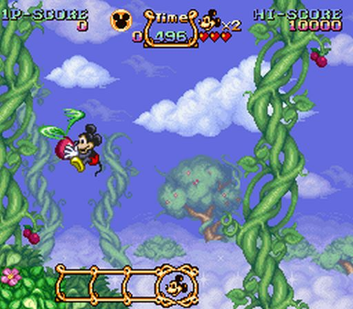 Magical Quest starring Mickey Mouse review