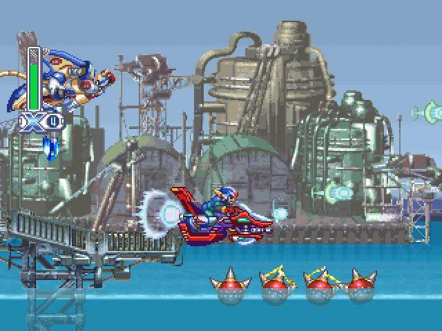 Mega Man X4 review