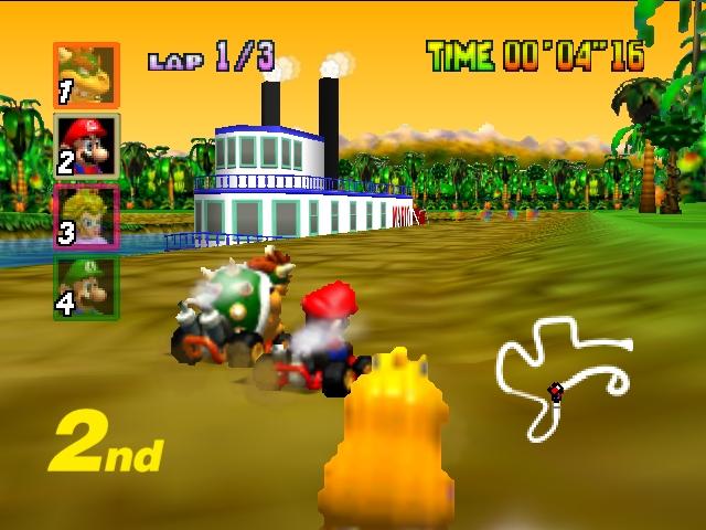 Mario Kart 64 Review