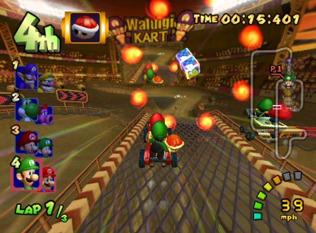 Mario Kart Double Dash Review
